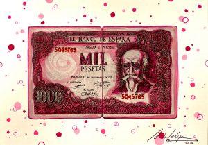antonio-de-felipe-Billete-de-Mil-pesetas-Rosa