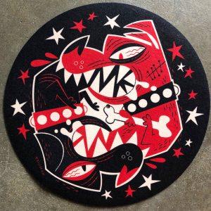 derek-yaniger-vinyl-mat-dog-eat-dog