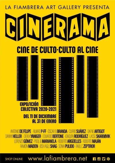 CINERAMA. Cine de culto – culto al cine