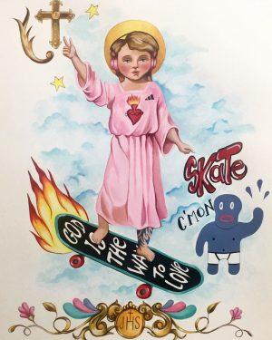 dafne-artigot-Skate-with-Jesus