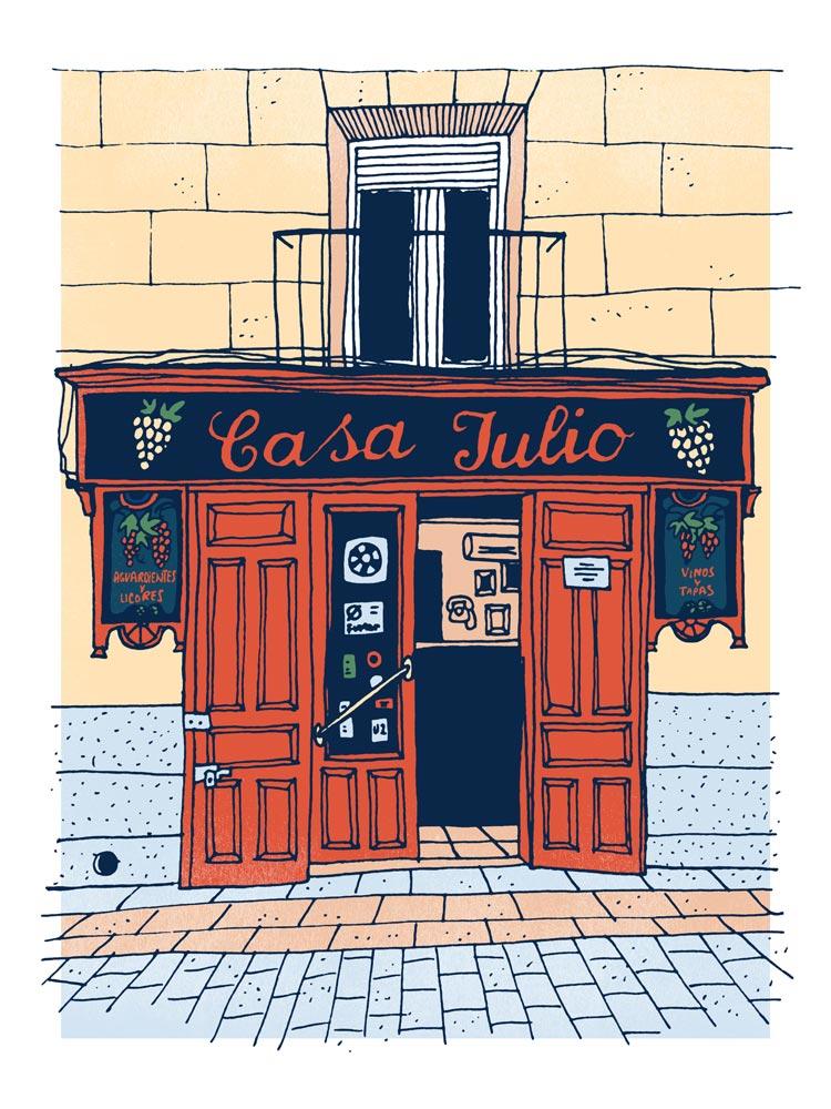 curro-suarez-Casa-Julio-30x40