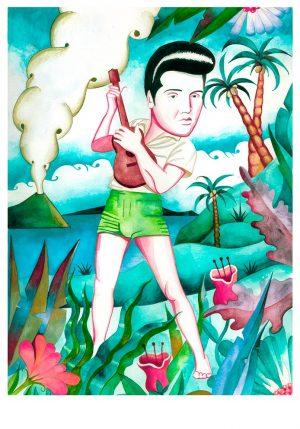 roberto-majan-Rock-A-Hula-Baby21x30-print