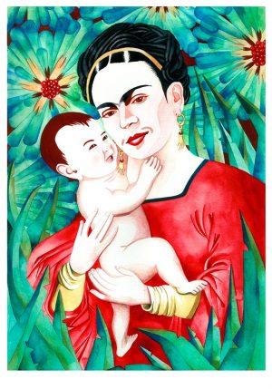 roberto-majan-las-dos-Fridas21x31-print