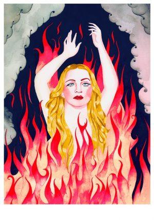 roberto-majan-like-a-witch21x30-print
